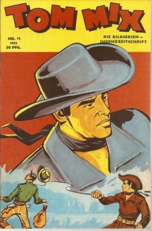 Tom Mix Nr. 11 Jg. 53 Hethke