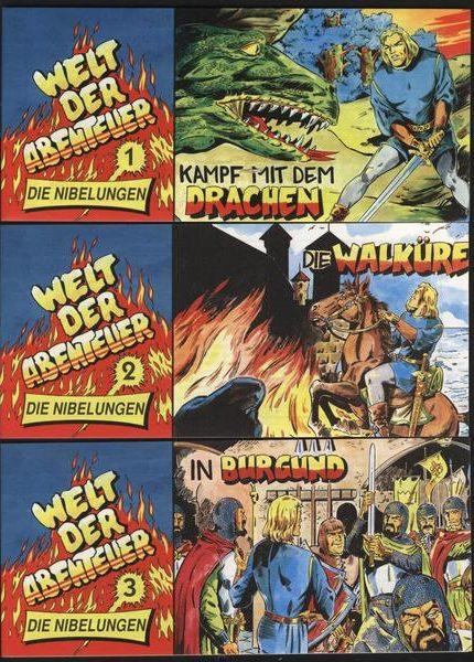 Welt der Abenteuer Piccolos Nr. 1 – 11 komplett