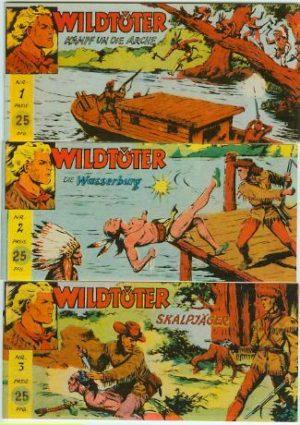 Wildtöter Piccolos 1 - 12
