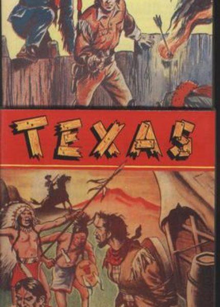 Texas Kleinbände Nr. 1 – 32 komplett