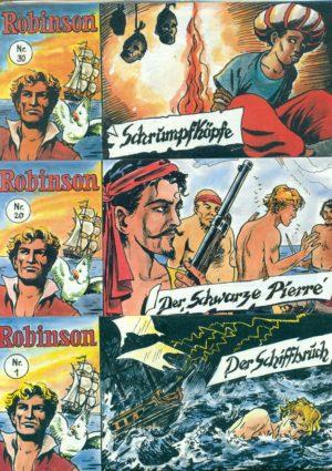 Robinson Piccolos