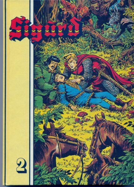Sigurd Buch (gelbe Reihe) – Nr. 1 – 28 komplett, Z 0-1, einmal gelesen