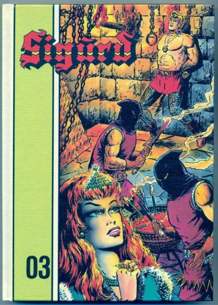 Sigurd Buch (grüne Reihe) – Nr. 01 – 025 komplett, Z 0-1, einmal gelesen