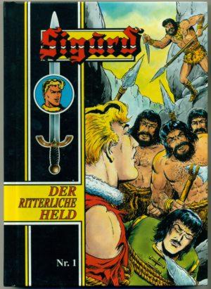 Sigurd Buch schwarz Nr.1