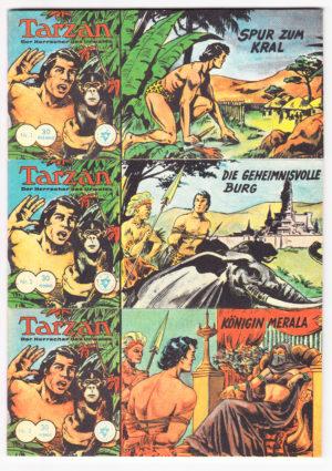 Tarzan Lehning 1,2,3