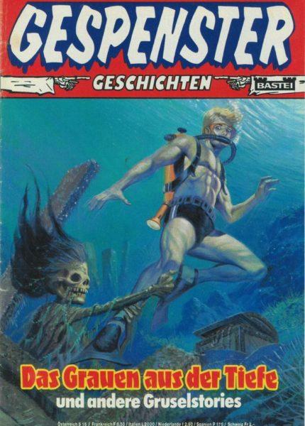 GESPENSTER Geschichten Bastei Nr. 801 – 1550 fast vollständig, 700 Hefte
