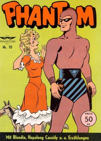 Phantom ND Hethke 1. – 4. Jahrgang = 49 Hefte