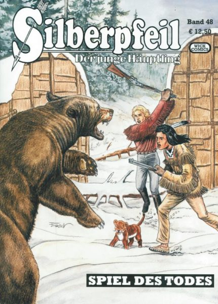 Silberpfeil Softcover (Wick Comics)  – <br>div. Nummern (14 – 48)
