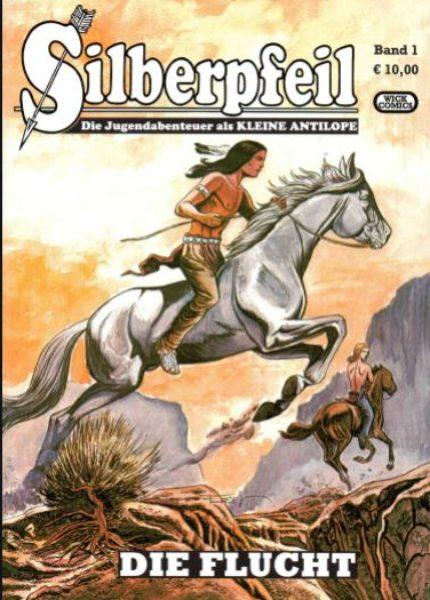 Silberpfeil Softcover (Wick Comics)  – <br>div. Nummern (1-13)